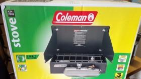 Coleman  Twin stove