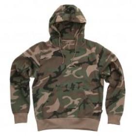 Sweater Hood street camo