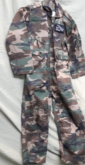 Flyer overall kind Camouflage