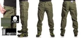 Ribstop M 65 pantalon Olive