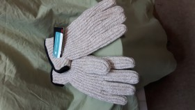 Shetland Wollen handschoenen